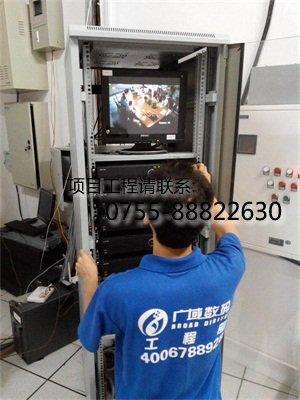 机柜安装,调试 ups不间断电源安装,调试: 指纹考勤门禁: 数字监控摄像